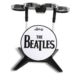 The Beatles: Rock Band art work