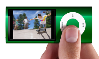 Apple iPod nano 5th Gen gets video camera