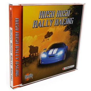 New Dreamcast driving game announced