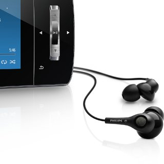 Philips GoGear Muse media player launches