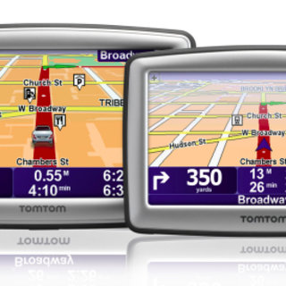 TomTom XXL530S and XXL540S go large screen, really large