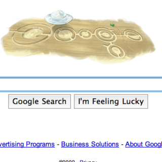 Google doodle UFO puzzle is back - what are they plotting?