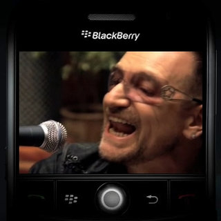 "RIM, U2 ape iTunes LP with ""album experience"" BlackBerry app"