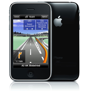 Navigon adds traffic info to iPhone app