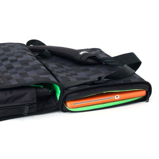 Airport security friendly laptop bag launched