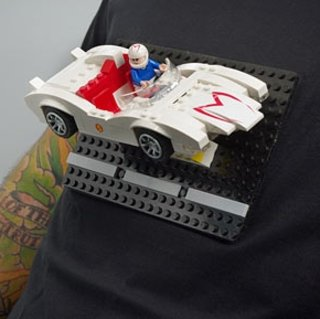 LEGO t-shirt launches