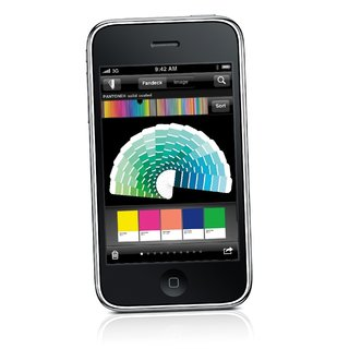 Pantone offers myPANTONE iPhone app