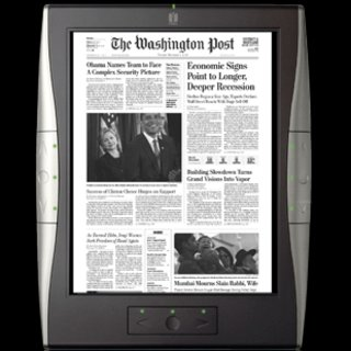 iRex DR800SG ebook reader launching in the US