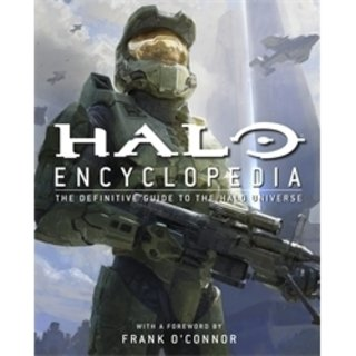 Halo Encylopedia priced and dated