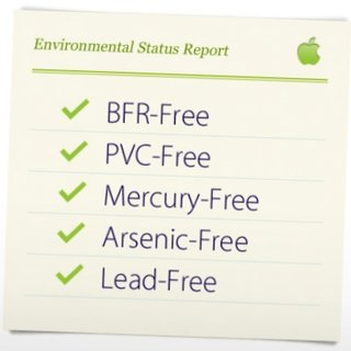 "Apple launches ""environment"" section on site"