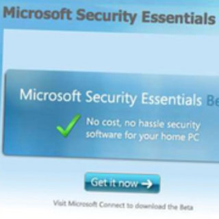 Microsoft's free antivirus now available