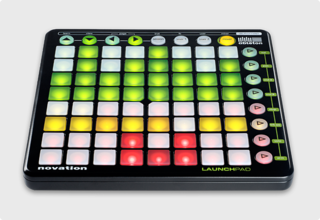 VIDEO: Novation Launchpad controller revealed