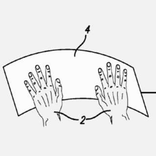 Apple patents advanced multi-touch display