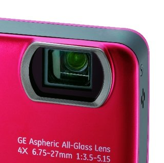 General Imaging launches waterproof G3WP compact digi-cam
