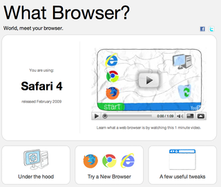 Google: Most don't know what web browser is