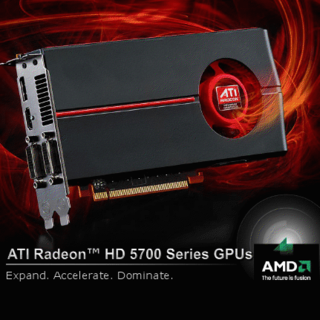 ATI launches Radeon HD 5700 graphics series