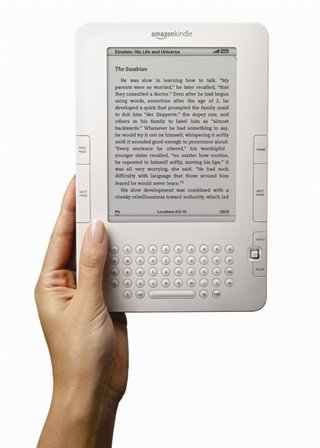 Amazon: International Kindle owners won't have to pay roaming charges