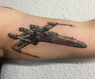Geek Tattoos image 14