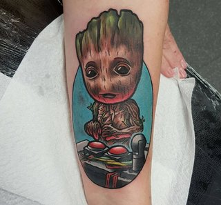 Geek Tattoos image 2