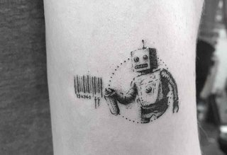 Geek Tattoos image 22