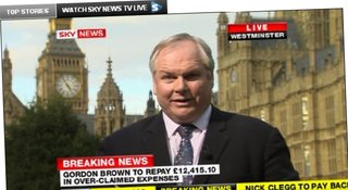 Sky News starts 24-hour live stream