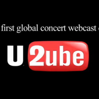 U2 concert to be broadcast live on YouTube