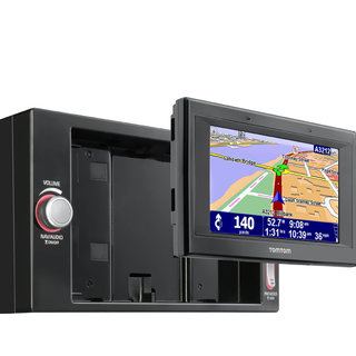 TomTom GO i-90 in-car infotainment solution announced