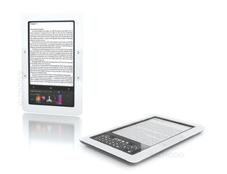 Barnes & Noble Nook leaked