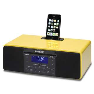 Roberts Sound 43 iPod docking radio launches