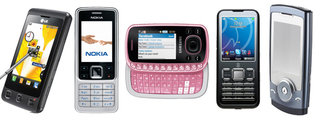 Top 5 PAYG phones for under £50