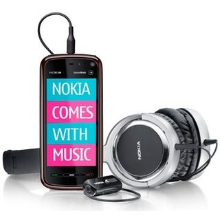 T-Mobile to offer Comes with Music Nokia 5800