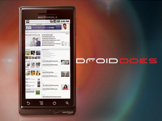 Verizon officially announces Motorola Droid