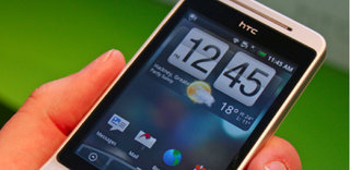 Android 2.0 HTC Hero Inbound