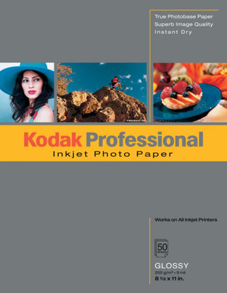 Kodak has introduce new range of Professional Inkjet Paper