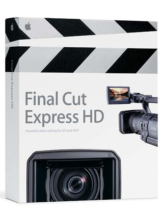 Apple offers rebate to Video makers with Final Cut Express HD offer