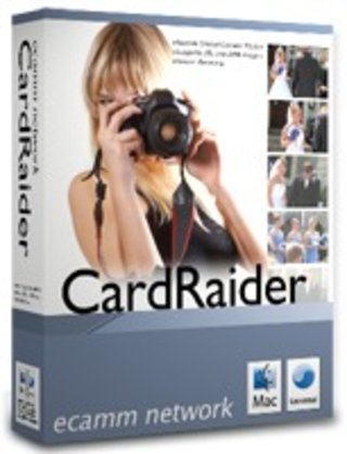 CardRaider helps restore deleted pictures on your memory card