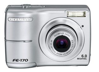 Win an Olympus digital camera