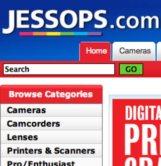 Jessops launches Collect at Store service
