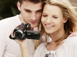 Sony launch 3 HD ready HDD camcorders