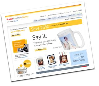 Kodak Gallery teams up with CVS/Pharmacy for photo collection