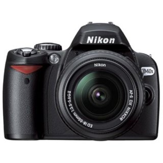 Nikon offering cashback on D40 and D40x