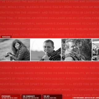 """Pentax launches """"Pentaxian"""" community website"""