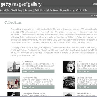 Getty offers prints for Christmas