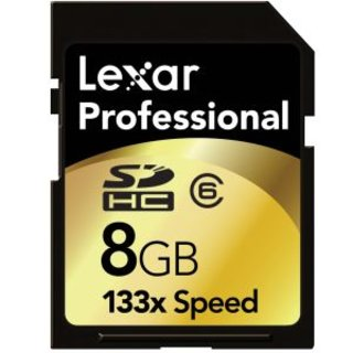 CES 2008: Lexar boasts capacities of its SDHC cards