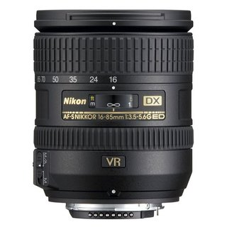 Nikon's new 16-85mm lens to arrive next month