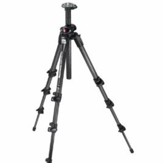 Manfrotto launches next gen carbon fibre tripods