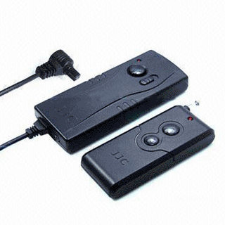 WR-100 shutter release now available