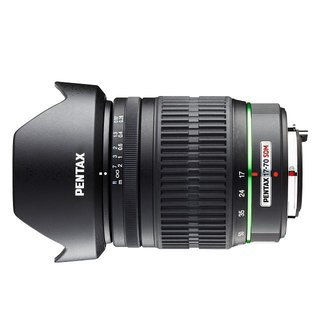 Pentax launches new standard zoom lens