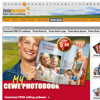 FotoInsight adds Spanish and Italian support