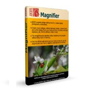 Akvis announces Magnifier software
